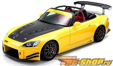 Обвес по кругу J's Racing Type S Ver.1 для Honda S2000 00+ AP1 2