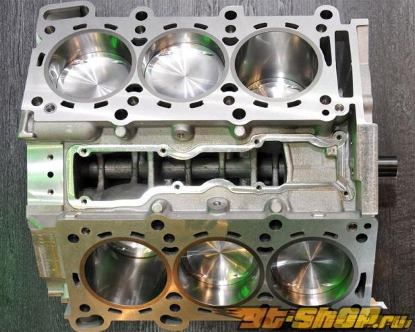 JUN Custom 4.0L Stroked Short Block комплект Nissan R35 GT-R 09+