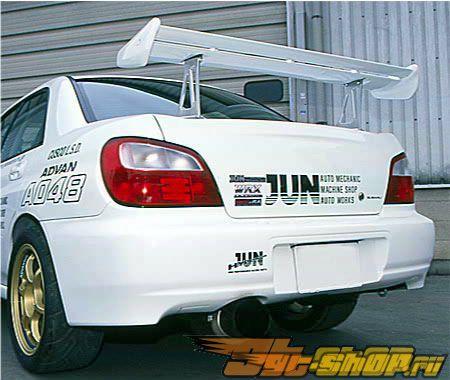 Спойлер JUN GT-Wing для Subaru WRX GDB