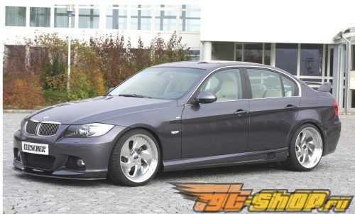 Пороги Kerscher Spirit для BMW 3 Series E90 06+