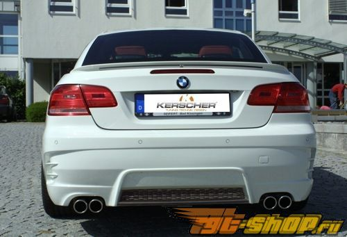 Задний бампер Kerscher Spirit 3 для BMW 3 Series 328i 06+