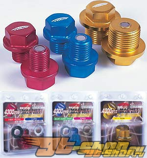 Kics Project Magnetic Drain Plug