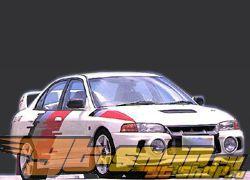 Обвес по кругу для Mitsubishi Mirage 1997-2001