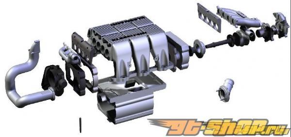 Kleemann M112 SuperCharger System Mercedes CLK320 & CLK350 V6 W209 02+
