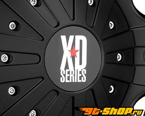 XD Series Monster 18X9 6x135/6x139.7 18mm Matte Чёрный