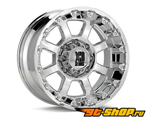 XD Series Strike Литые диски 17x9 6x139.7