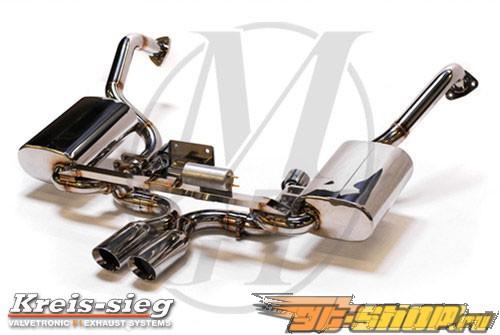 Kreissieg F1 VT Выхлопная система Porsche 987 Cayman 06+
