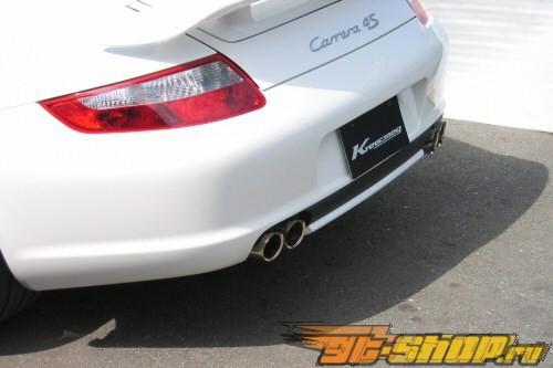 Kreissieg F1 VT Выхлопная система Porsche 997 Carrera 05+