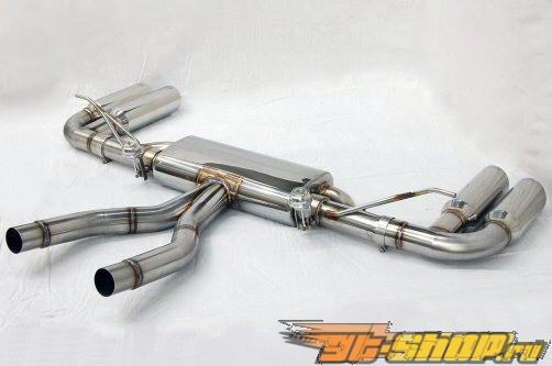 Kreissieg F1 VT Выхлопная система Porsche Cayenne 03+