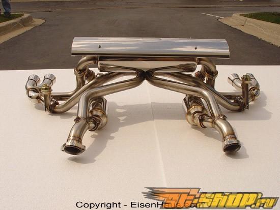 Kreissieg нержавеющий Steel F1 VT выхлоп Ferrari F360 Stradale 99-05