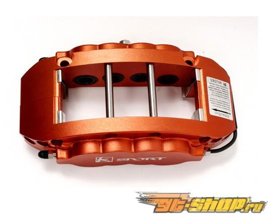 Ksport Procomp передний  Большой тормозной комплект 13 In. Rotor 8 поршневые Суппорта Lexus IS350 06+