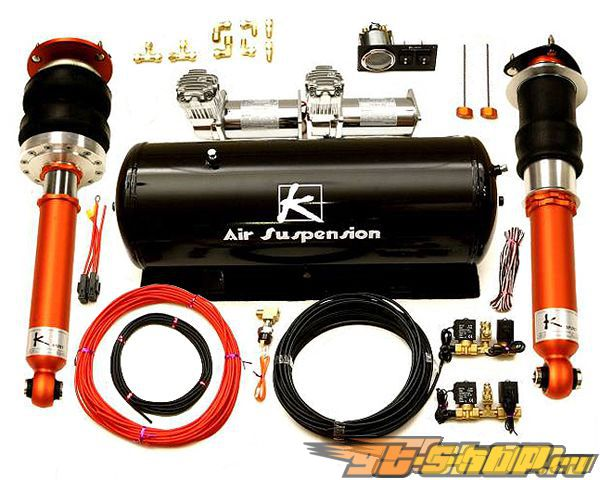 Ksport Airtech Basic Air спортивная подвеска комплект Honda Civic (EG) 92-95