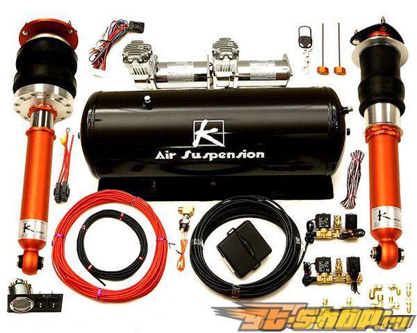 Ksport Airtech Pro Plus Air спортивная подвеска комплект Honda Civic (EG) 92-95