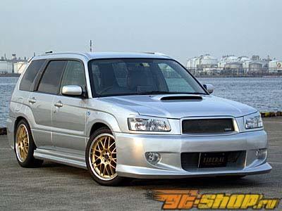 Аэродинамический обвес Liberal на Subaru Forester