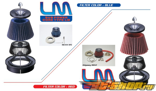 Blitz SUS Power Core Type LM Air Filter комплект-- #E51 VQ25/35DE [BL-56038]