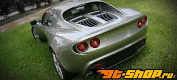Quicksilver Titan Sport Титан Выхлопная система Lotus Exige S | Exige Cup 06-13