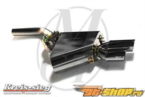 Kreissieg SUS GT Racing Выхлопная система Bentley Continental GT Coupe Cabrio 03+