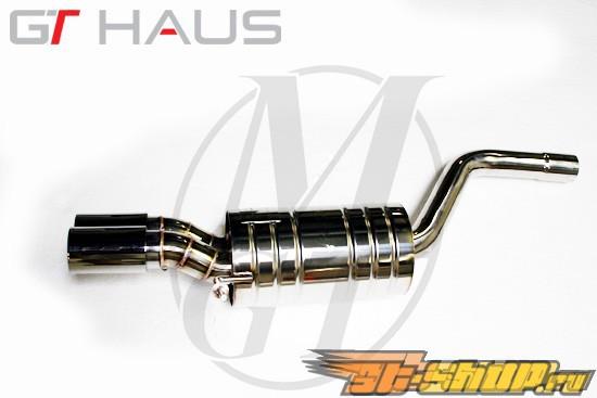 Meisterschaft SUS HP Touring Axle Back выхлоп Round Tip Mercedes-Benz C230 Kompressor седан W203 01-07