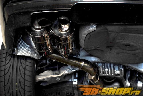 Meisterschaft SUS GT Racing Performance выхлоп BMW E65/66 750-760 06+