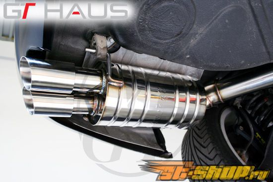 Meisterschaft SUS HP Touring Выхлопная система Mercedes-Benz CLK 320 Coupe Cabrio W208 98-02
