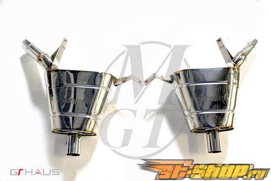 Meisterschaft SUS High Performance Touring Axle Back выхлоп BMW E52 Z8 Roadster 00-03