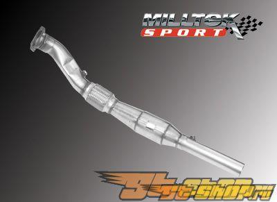 Milltek 3 Inch Downpipe w/ Metal Cats Volkswagen Golf/Jetta IV 1.8T 98-04