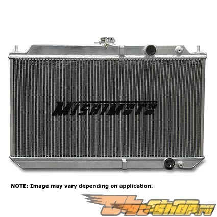 Mishimoto Aluminum Radiator - Honda Civic Manual, 93-97 Del Sol Manual 92-00