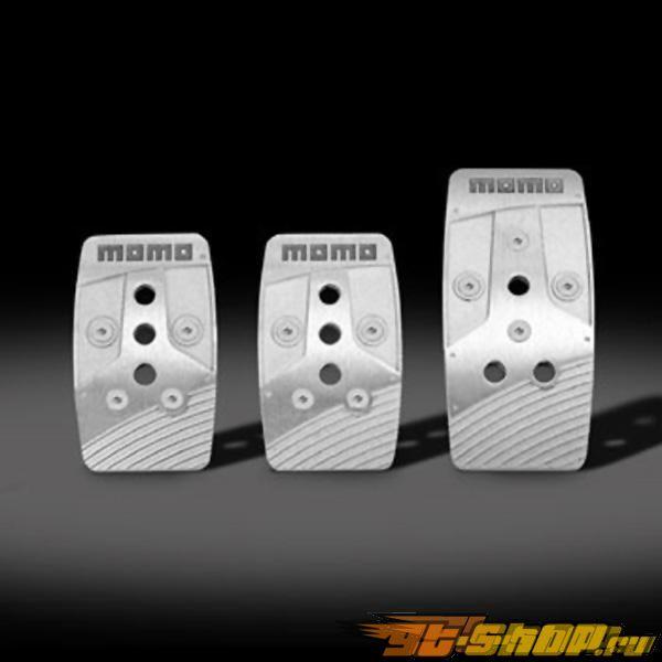 MOMO Stealth Pedal комплект Manual Transmission Aluminum