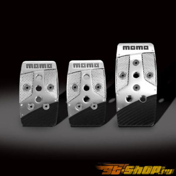 MOMO Stealth Airmetal Pedal комплект Manual Transmission