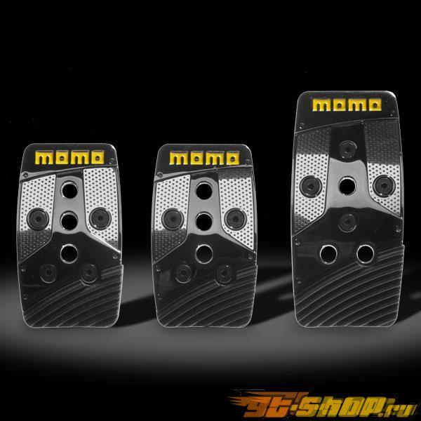 MOMO Stealth Top Pedal комплект Manual Transmission