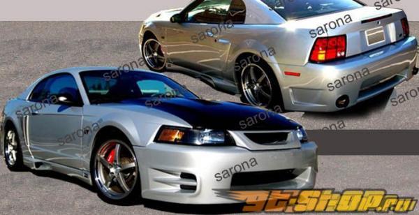 Обвес по кругу для Ford Mustang 1999-2003