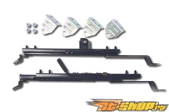 Nagisa Auto Super Low Сидения Rail Leftside Acura RSX DC5 02-06