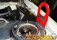Nagisa Auto GT Стиль Tow Hook - Mitsubishi EVO VIII, IX 03-06