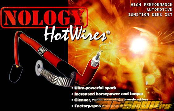 Nology Hotwires Spark Plug Wires Escalade 5.3, 6.0