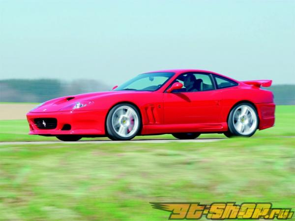 Novitec Титан 10pcs Диски Bolts 20mm  25mm 30mm Spacer Set Ferrari 575M Maranello 02-06