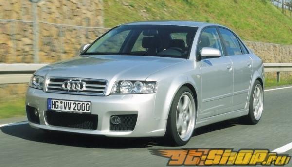 Решётка радиатора Oettinger на Audi S4 B6 03-05