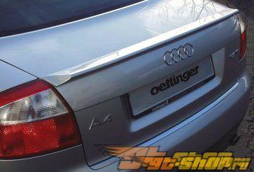 Спойлер Oettinger на Audi S4 B6 седан 2003-2005