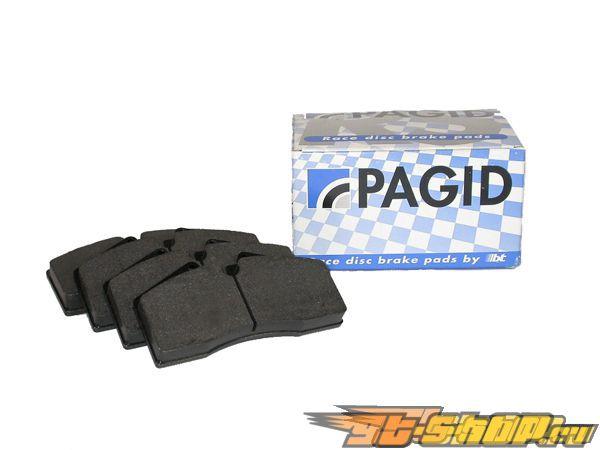 Pagid RS 4-2-2 Чёрный передние тормозные колодки Dodge Viper 92-02
