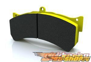 Pagid RS 29 Жёлтый передние тормозные колодки Mitsubishi EVO V thru X 98+
