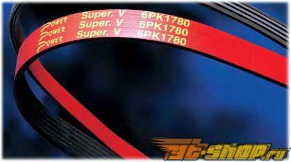 Power Enterprise Кевларовый Balancer Shaft Super V-Belt Toyota Supra 2JZ-GTE 93-02