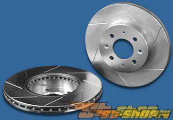 Power Slot задний Правый Cryogenic тормозные диски BMW 525xi 06-07