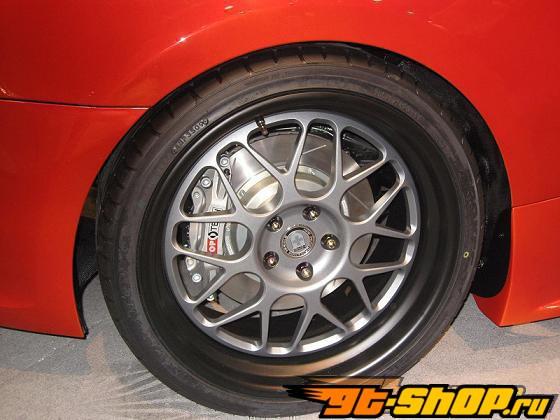 Power Slot задний Правый Cryogenic тормозные диски Mazda RX-8 04-08