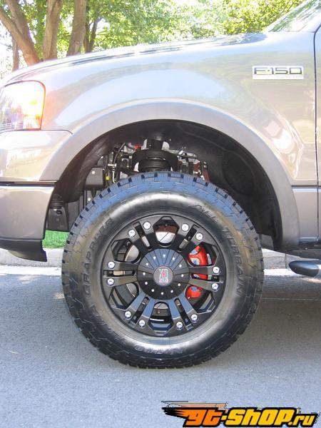StopTech передний  15 Inch 6 поршневые Большой тормозной комплект Chevrolet Silverado SS 04-05