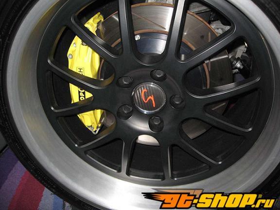 Power Slot передний  Правый тормозные диски Chevrolet Corvette C6 05-08