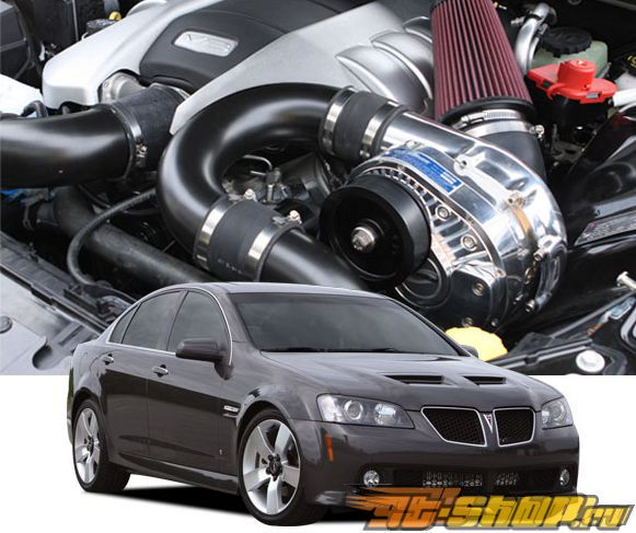ProCharger High Output Intercooled Supercharger System Pontiac G8 GT 08+