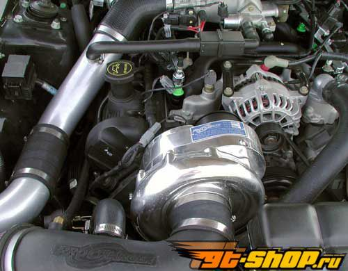 ProCharger High Output Intercooled Tuner комплект Supercharger Ford Mustang GT 4.6 2V 99-04