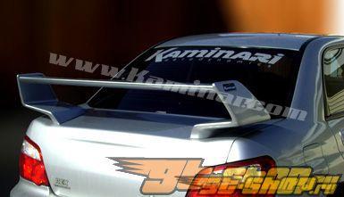Спойлер на Subaru Impreza WRX 2002-2007 Type 2