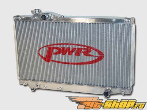 PWR Aluminum Radiator 42mm BMW E36 325 & M3 92-98