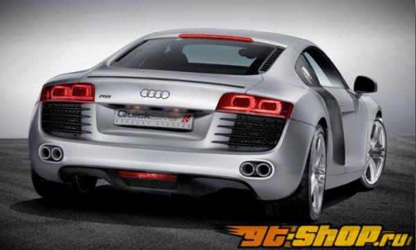 Quicksilver Titan SuperSport System выхлоп Audi R8 V10 09-13