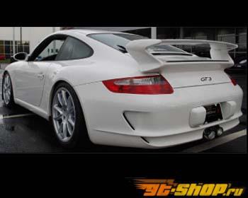 Quicksilver Sports Cat Back выхлоп Porsche 997 GT3 07+